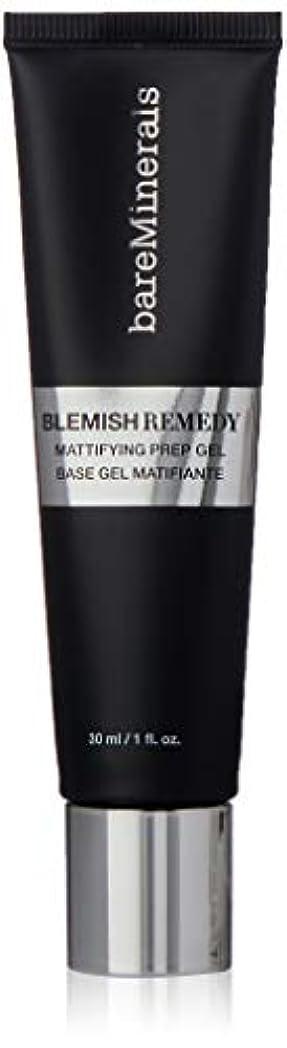 みがきます終わらせる可聴ベアミネラル BareMinerals Blemish Remedy Mattifying Prep Gel (Primer) 30ml/1oz並行輸入品