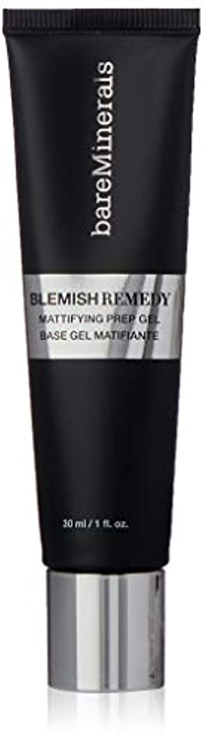 小説家アルカイック口径ベアミネラル BareMinerals Blemish Remedy Mattifying Prep Gel (Primer) 30ml/1oz並行輸入品