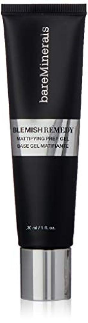 ハードリングエクステント丈夫ベアミネラル BareMinerals Blemish Remedy Mattifying Prep Gel (Primer) 30ml/1oz並行輸入品