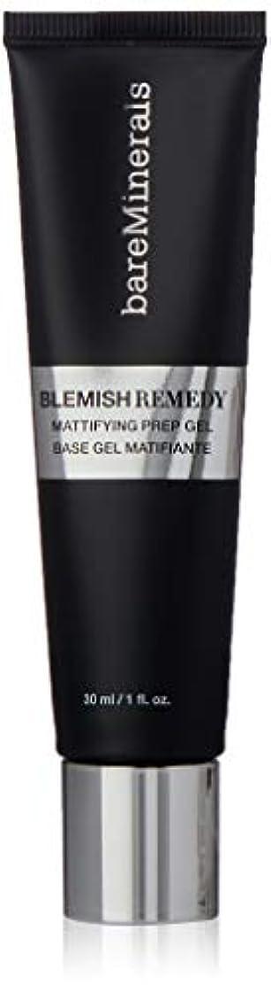 統治可能シットコム騒々しいベアミネラル BareMinerals Blemish Remedy Mattifying Prep Gel (Primer) 30ml/1oz並行輸入品