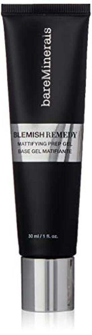分泌する夕暮れ可聴ベアミネラル BareMinerals Blemish Remedy Mattifying Prep Gel (Primer) 30ml/1oz並行輸入品