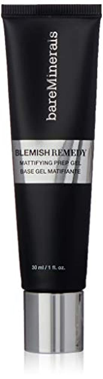 ローラーフォージ励起ベアミネラル BareMinerals Blemish Remedy Mattifying Prep Gel (Primer) 30ml/1oz並行輸入品