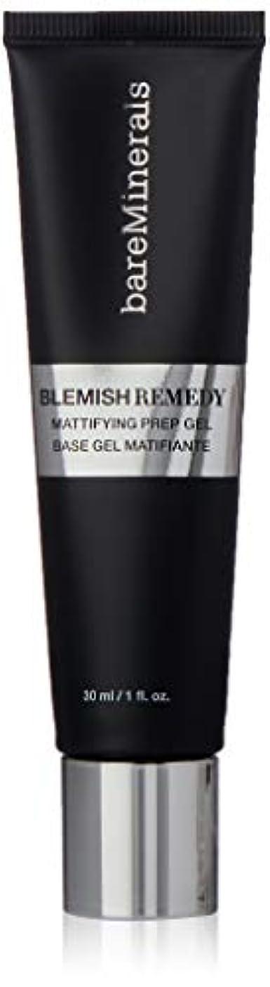 歯科医しかし繊細ベアミネラル BareMinerals Blemish Remedy Mattifying Prep Gel (Primer) 30ml/1oz並行輸入品