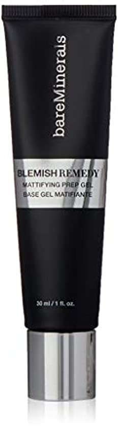 九放映シャンパンベアミネラル BareMinerals Blemish Remedy Mattifying Prep Gel (Primer) 30ml/1oz並行輸入品