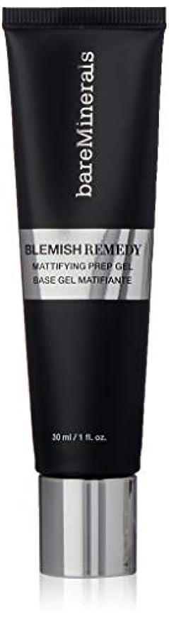 読書嵐が丘アーサーベアミネラル BareMinerals Blemish Remedy Mattifying Prep Gel (Primer) 30ml/1oz並行輸入品