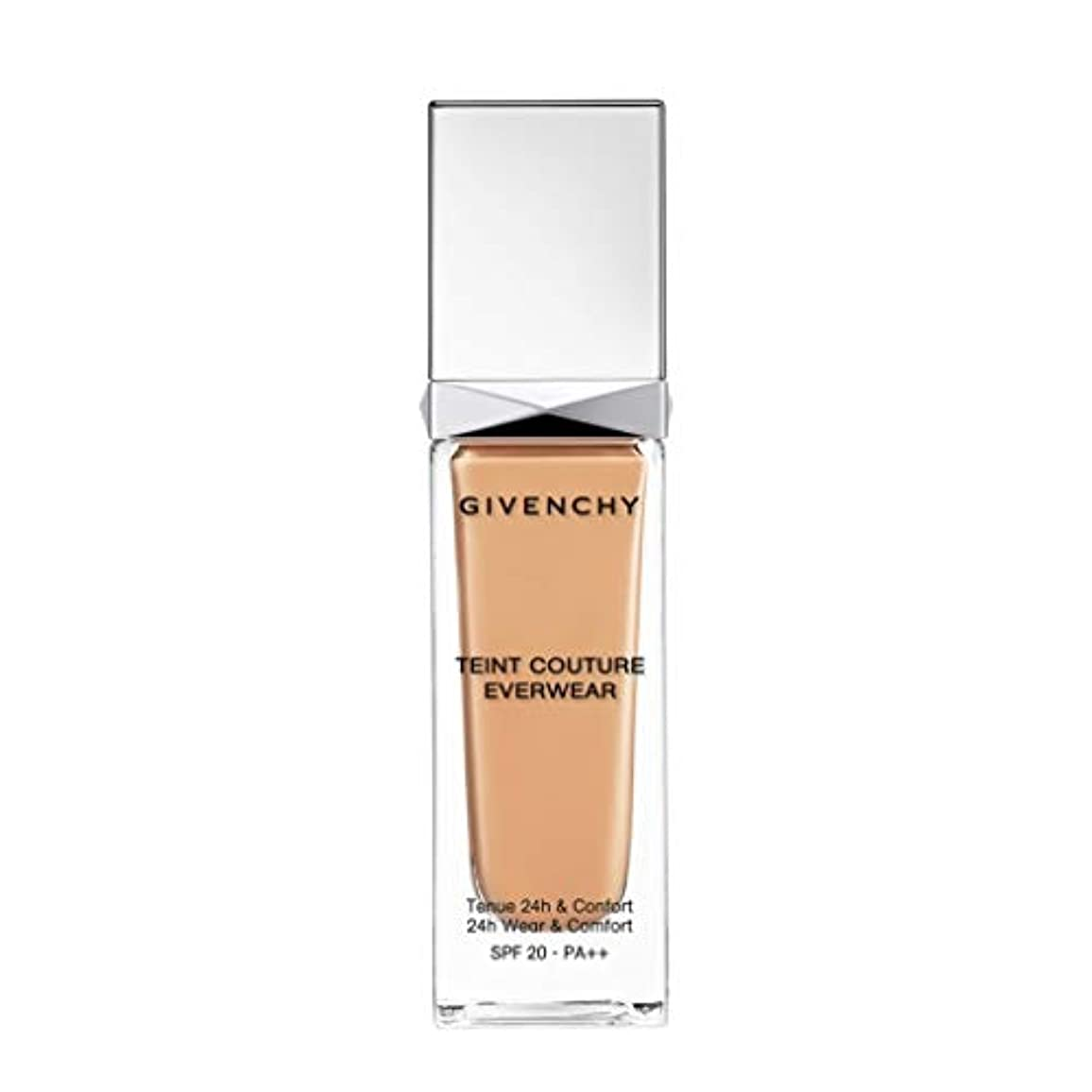 委託無限カメジバンシィ Teint Couture Everwear 24H Wear & Comfort Foundation SPF 20 - # P210 30ml/1oz並行輸入品