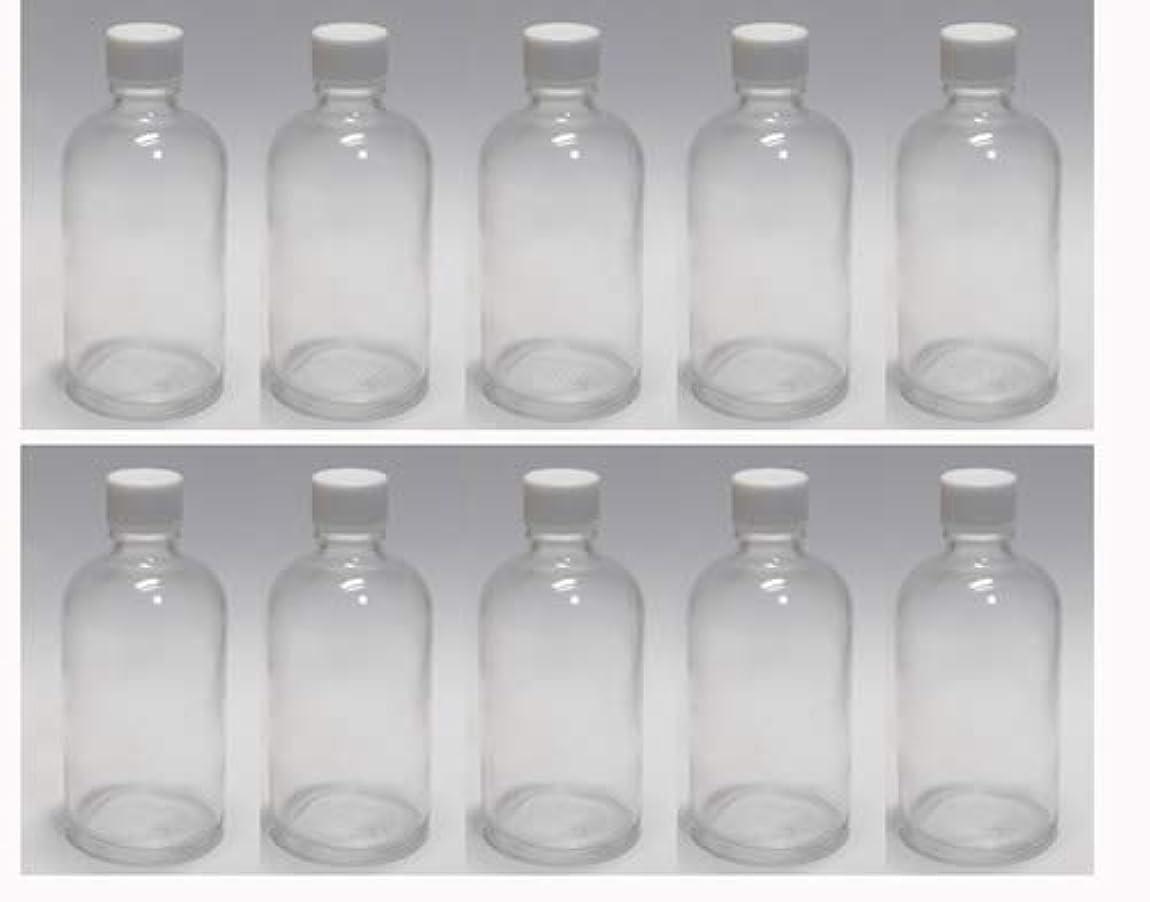 石無実ボス100ml ガラスボトル(空容器) 10本
