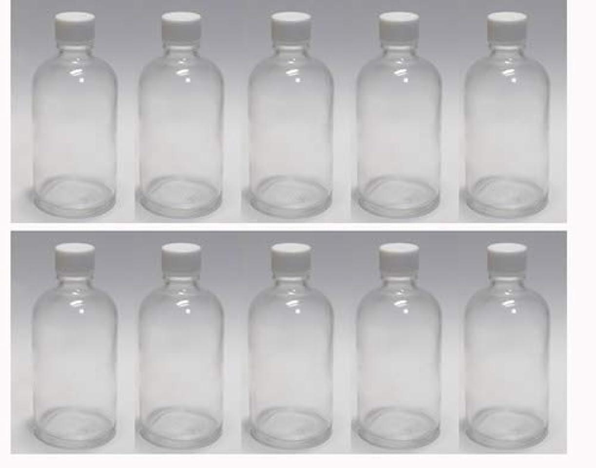 推定側溝資料100ml ガラスボトル(空容器) 10本