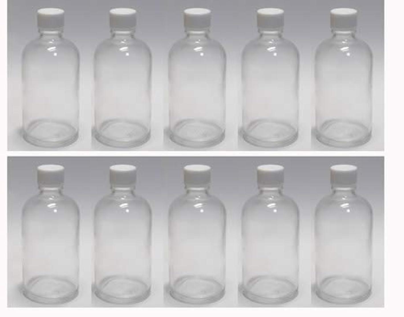 最も交響曲渦100ml ガラスボトル(空容器) 10本