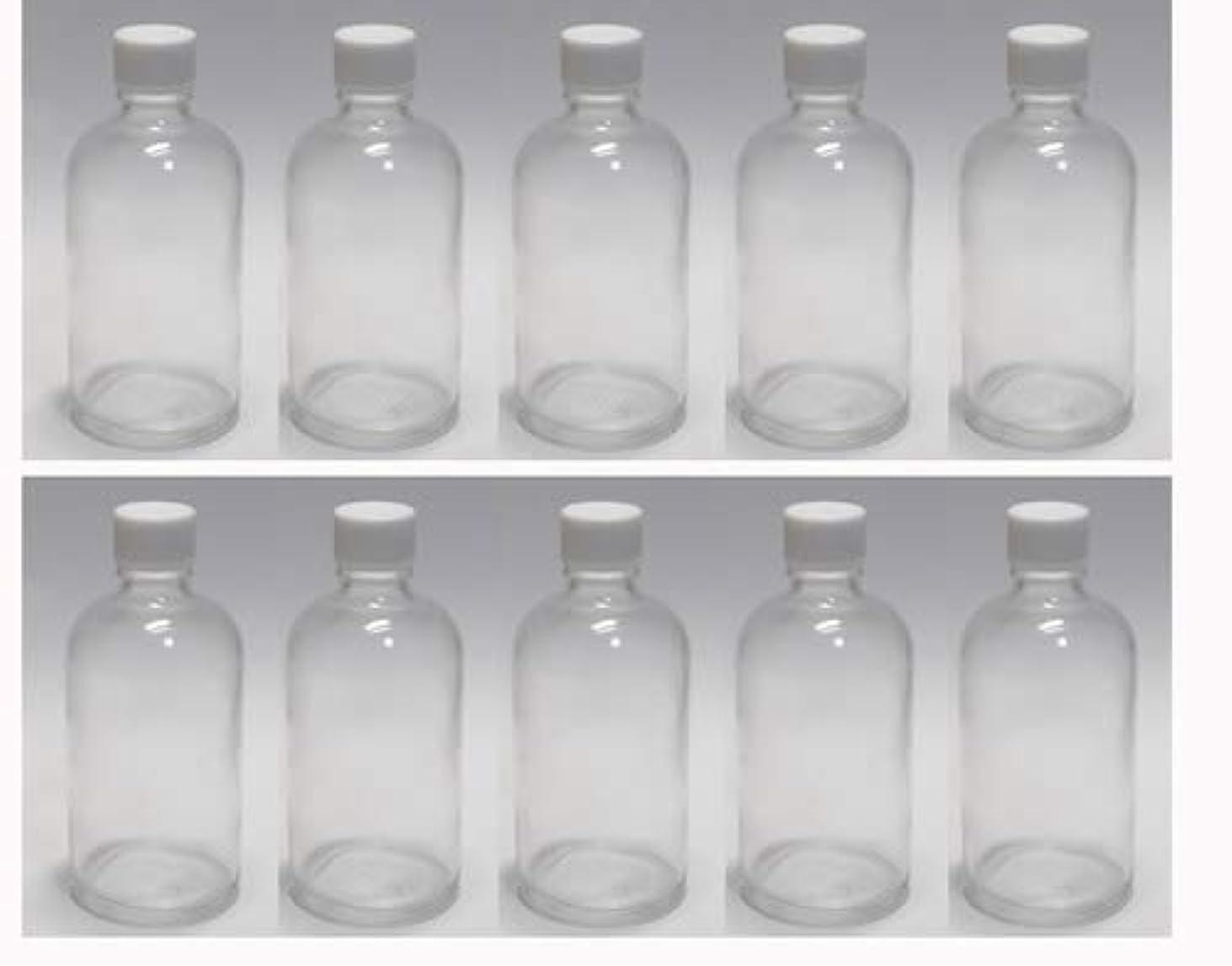 怠惰有害な追放する100ml ガラスボトル(空容器) 10本