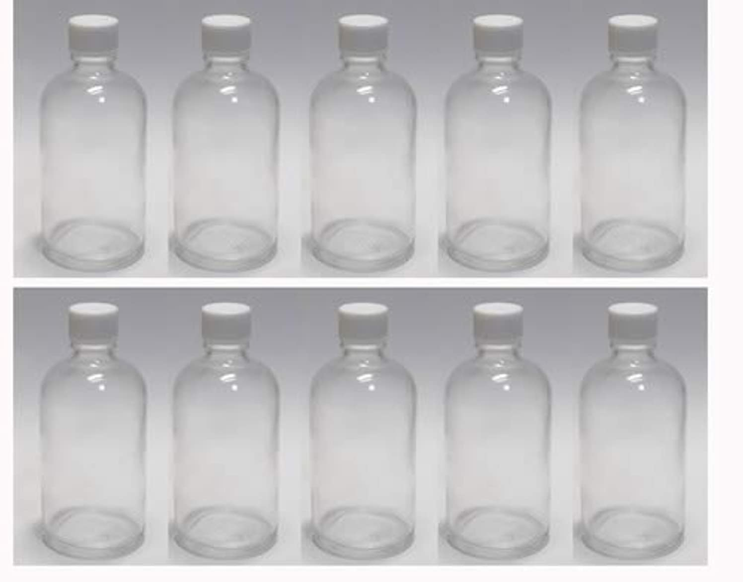 工業化する変動する胚芽100ml ガラスボトル(空容器) 10本