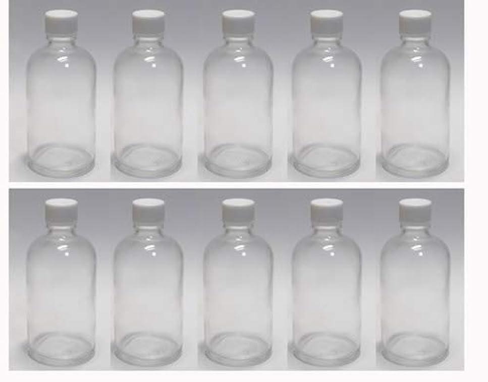 不当数学信条100ml ガラスボトル(空容器) 10本
