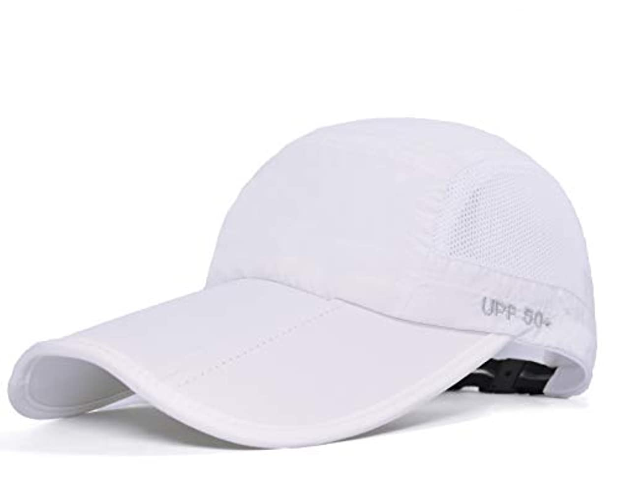 建築家ラインナップゲート野球キャップクイックドライ旅行帽子upf50 +冷却ポータブル太陽の帽子スポーツゴルフランニング釣りアウトドアResearch with折りたたみ式Long Large Bill