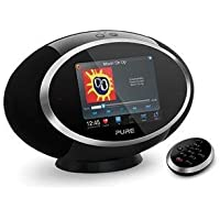Pure Sensia 200D Connect- Portable Wireless Music and Radio System Black [並行輸入品]
