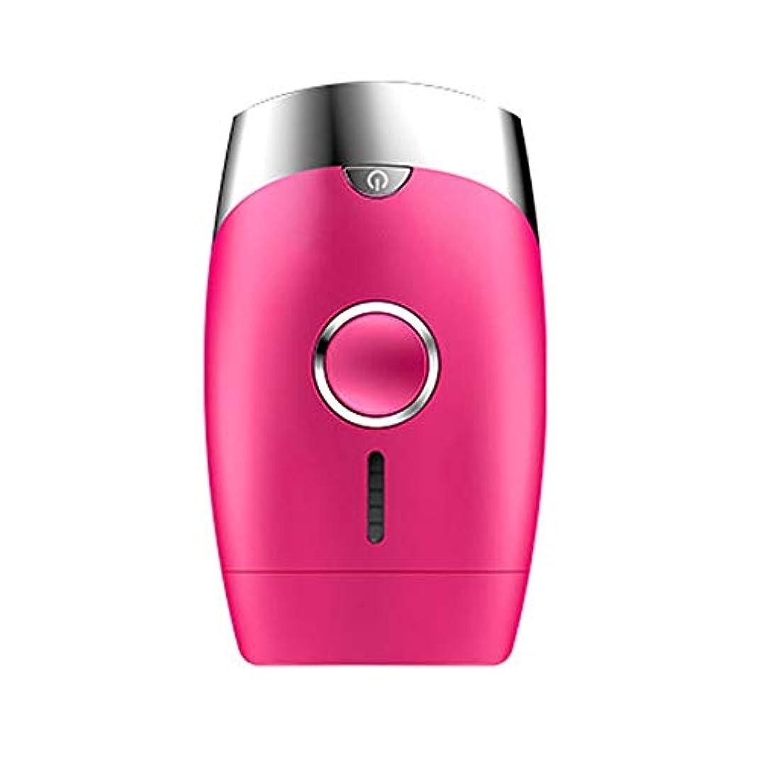 ウッズデータム色Xihouxian ピンク、5スピード調整、インテリジェント家庭用痛みのない凝固点ヘアリムーバー、シングルフラッシュ/連続フラッシュ、サイズ13.9 X 8.3 X 4.8 Cm D40 (Color : Pink)