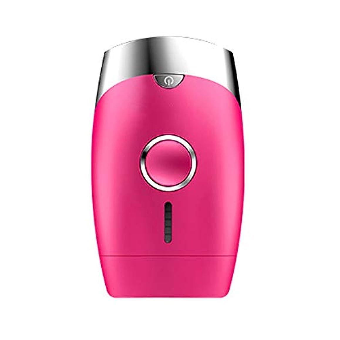 おもちゃ大宇宙接地Nuanxin ピンク、5スピード調整、インテリジェント家庭用痛みのない凝固点ヘアリムーバー、シングルフラッシュ/連続フラッシュ、サイズ13.9 X 8.3 X 4.8 Cm F30 (Color : Pink)