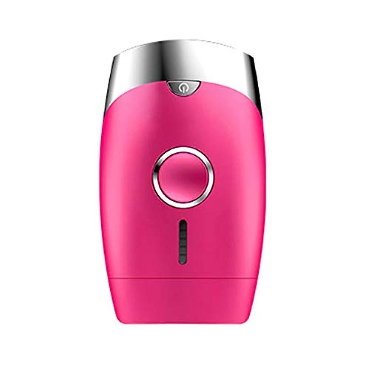 スーパーマーケット理想的にはシリアルピンク、5スピード調整、インテリジェント家庭用痛みのない凝固点ヘアリムーバー、シングルフラッシュ/連続フラッシュ、サイズ13.9 X 8.3 X 4.8 Cm 髪以外はきれい (Color : Pink)