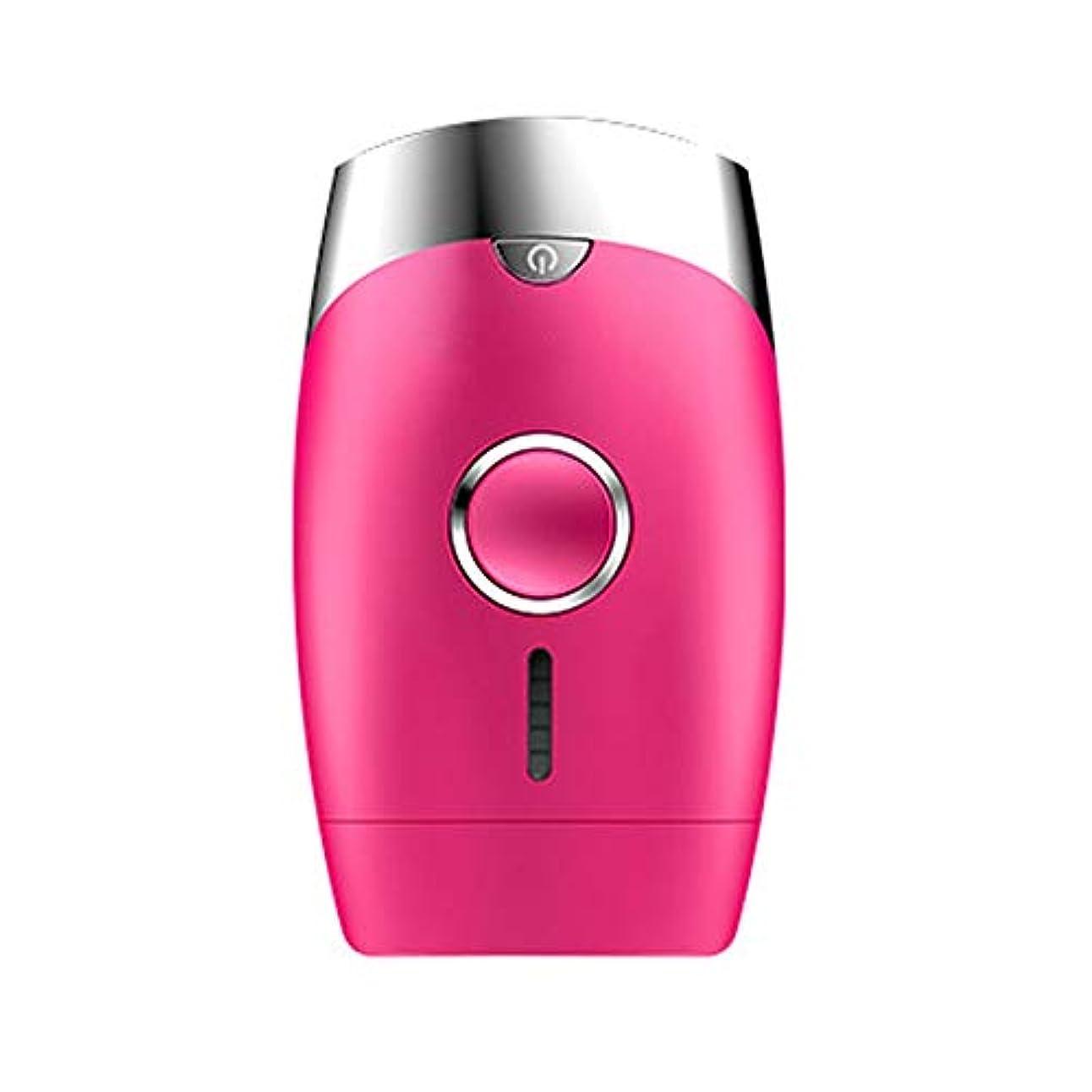 とげ現在ブラシ高男 ピンク、5スピード調整、インテリジェント家庭用無痛快適凍結ポイント脱毛剤、シングルフラッシュ/連続フラッシュ、サイズ13.9x8.3x4.8cm (Color : Pink)