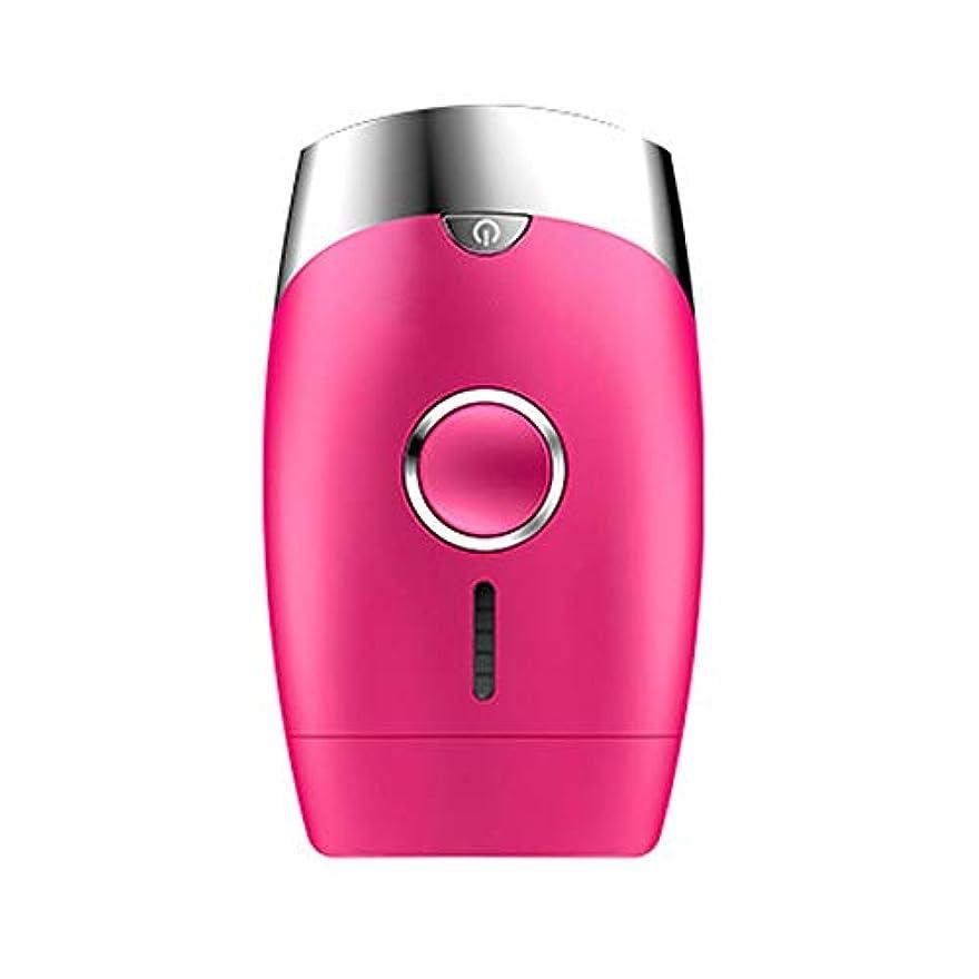 食用酸化するふりをするXihouxian ピンク、5スピード調整、インテリジェント家庭用痛みのない凝固点ヘアリムーバー、シングルフラッシュ/連続フラッシュ、サイズ13.9 X 8.3 X 4.8 Cm D40 (Color : Pink)