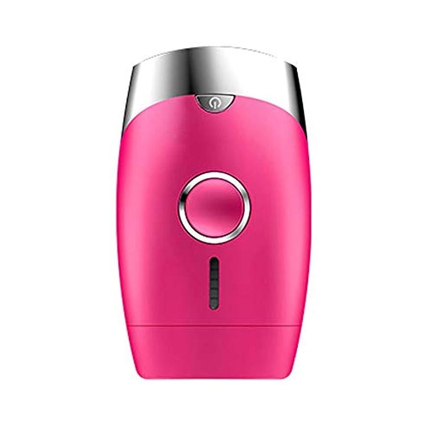許容測る飢えたピンク、5スピード調整、インテリジェント家庭用痛みのない凝固点ヘアリムーバー、シングルフラッシュ/連続フラッシュ、サイズ13.9 X 8.3 X 4.8 Cm 髪以外はきれい (Color : Pink)