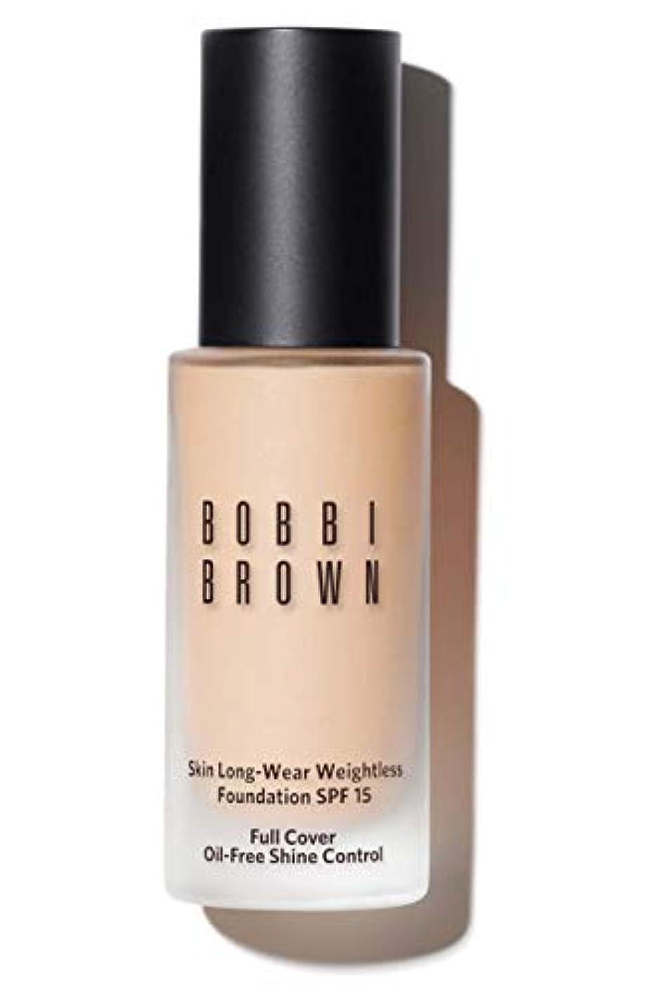 復活する周術期でるボビイ ブラウン Skin Long Wear Weightless Foundation SPF 15 - # Porcelain 30ml/1oz並行輸入品