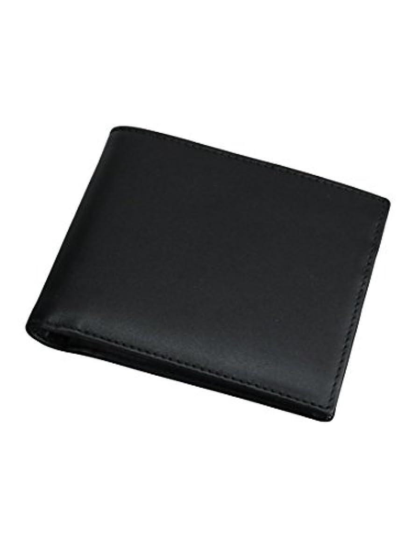 見込み異常従者(エッティンガー) ETTINGER 二つ折り財布 ブラック&パープル 【並行輸入品】