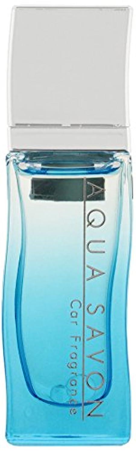 私たちのもの瞬時に発行アクアシャボン カーフレグランス シャンプーフローラルの香り 17mL