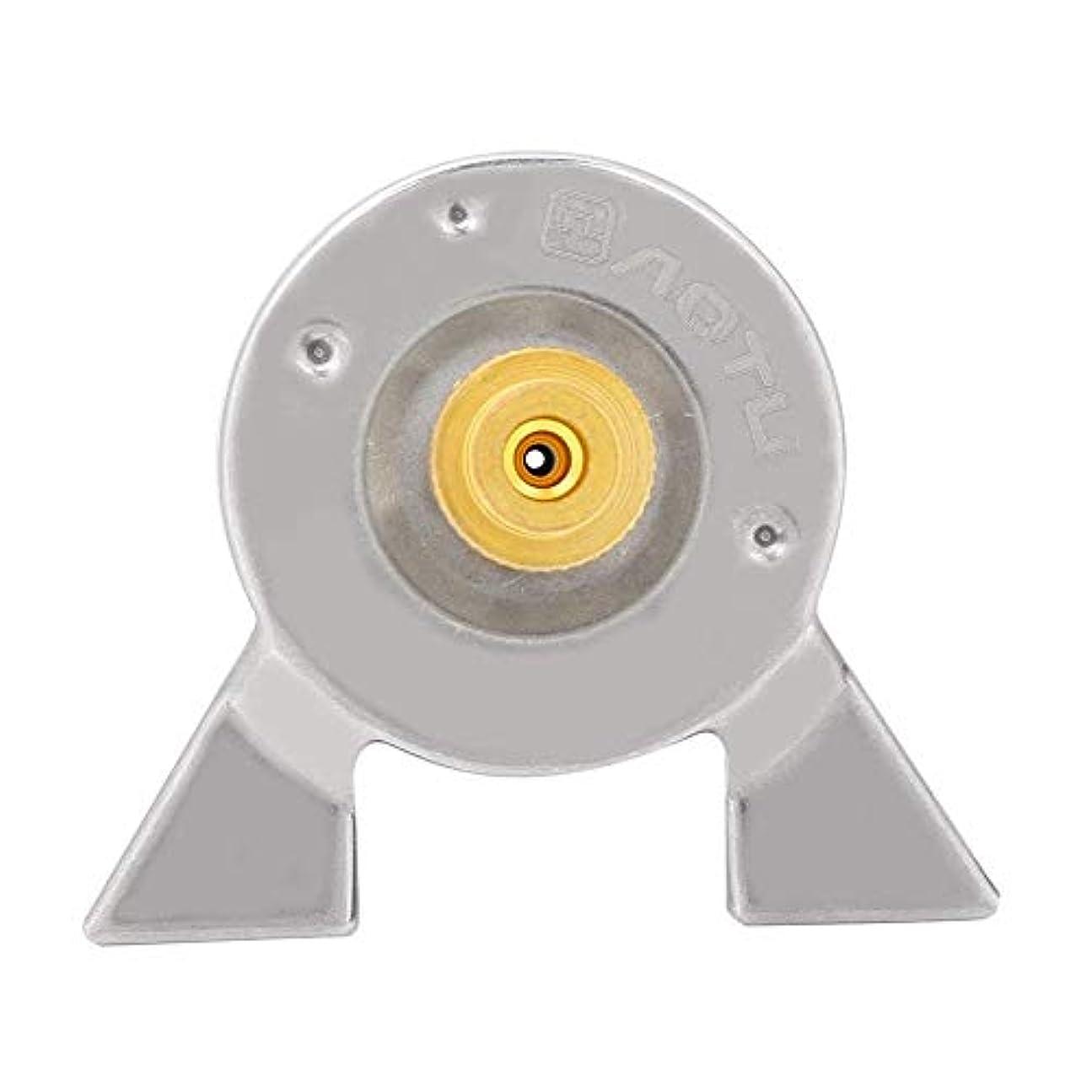 眠り遵守するに対応するViffly バーナーコネクタ ガスアダプター ストーブアダプター ガス 炉切換頭 ロングシリンダータンク