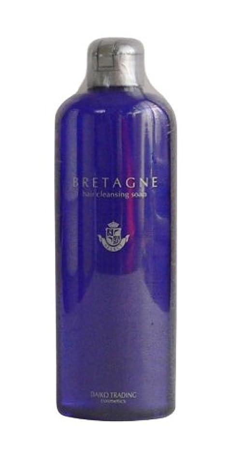 吸収するシリアル製品セレクトブルターニュ ヘアークレンジングシャンプー レギュラー(280ml)