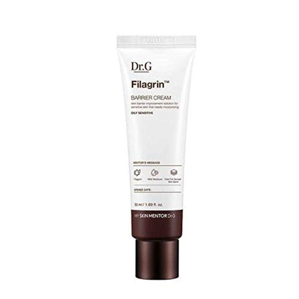左休眠無知Dr.Gドクタージー☆Filagrin Barrier Cream 50ml(for oily sensitive)☆ドクタージーフィラグリンバリアクリーム50ml(敏感脂性皮膚)[並行輸入品]