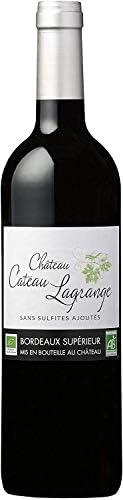 【しっかりとしたタンニンが感じるオーガニックワイン】 シャトー・カトゥー・ラグランジュ 750ml[フランス/赤ワイン/ミディアムボディ/winery direct]