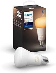 Philips Hue ホワイトグラデーション シングルランプ(電球色~昼光色)Bluetooth + Zigbee対応|E26 LED電球 スマートライト|調光、調色|Alexa、Amazon Echo 、Google