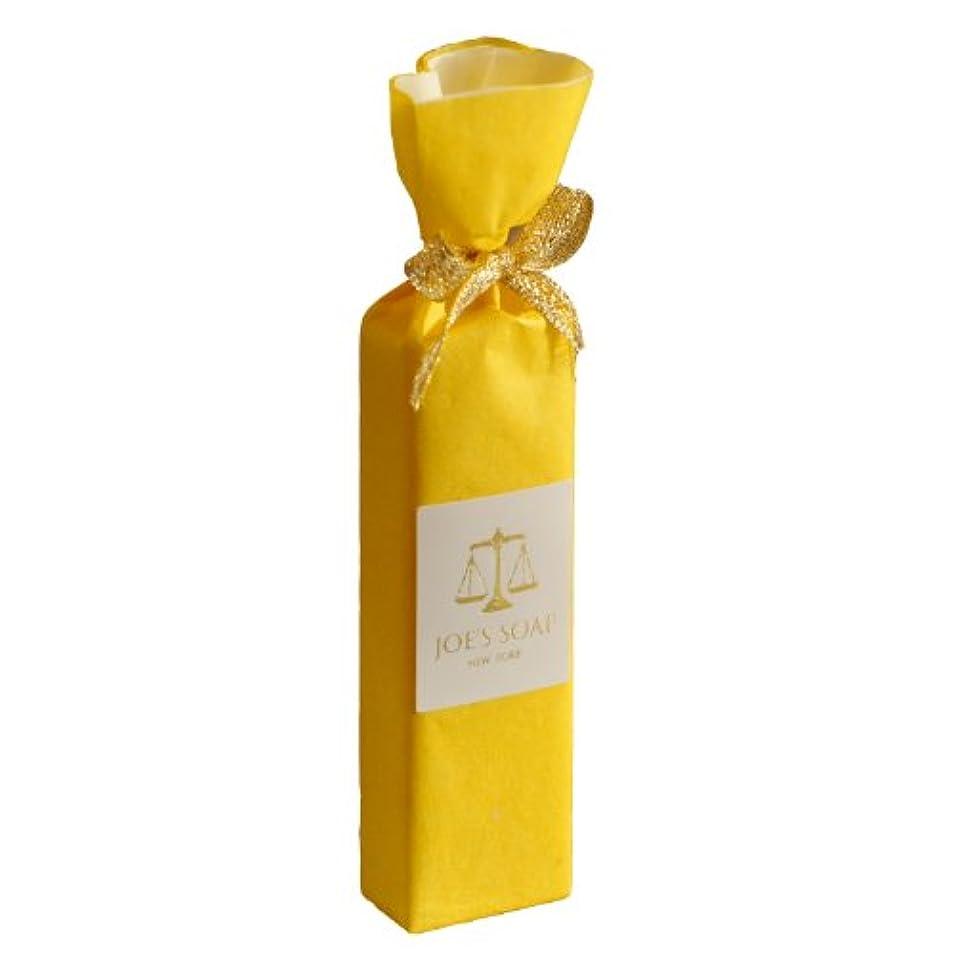 情熱マイルド実際JOE'S SOAP ジョーズソープ オリーブソープ NO.6 CHAMOMILE カモミール 20g トライアル お試し無添加 オーガニック 石鹸 洗顔 保湿