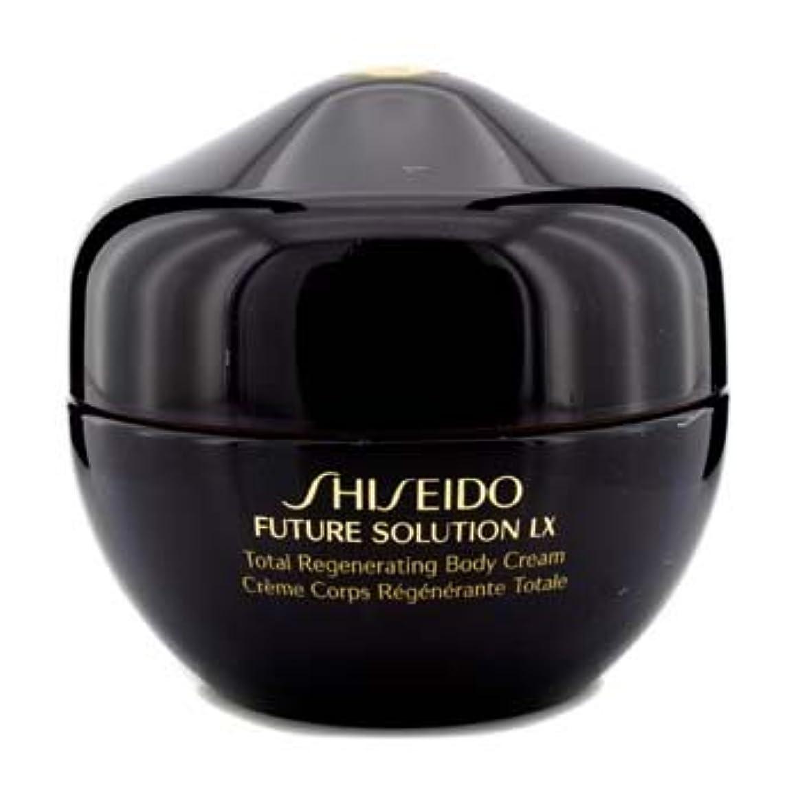 とらえどころのない知覚する側面[Shiseido] Future Solution LX Total Regenerating Body Cream 200ml/6.7oz
