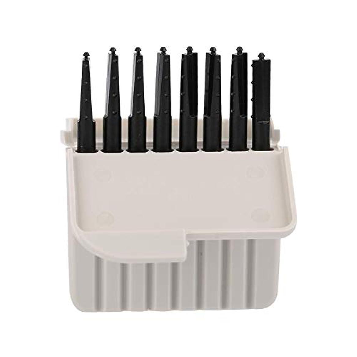 分析的なボルトコモランマSemmeワックスガード、8個使い捨てEarwaxフィルター補聴器アクセサリーワックスプロテクタークリーニングセット