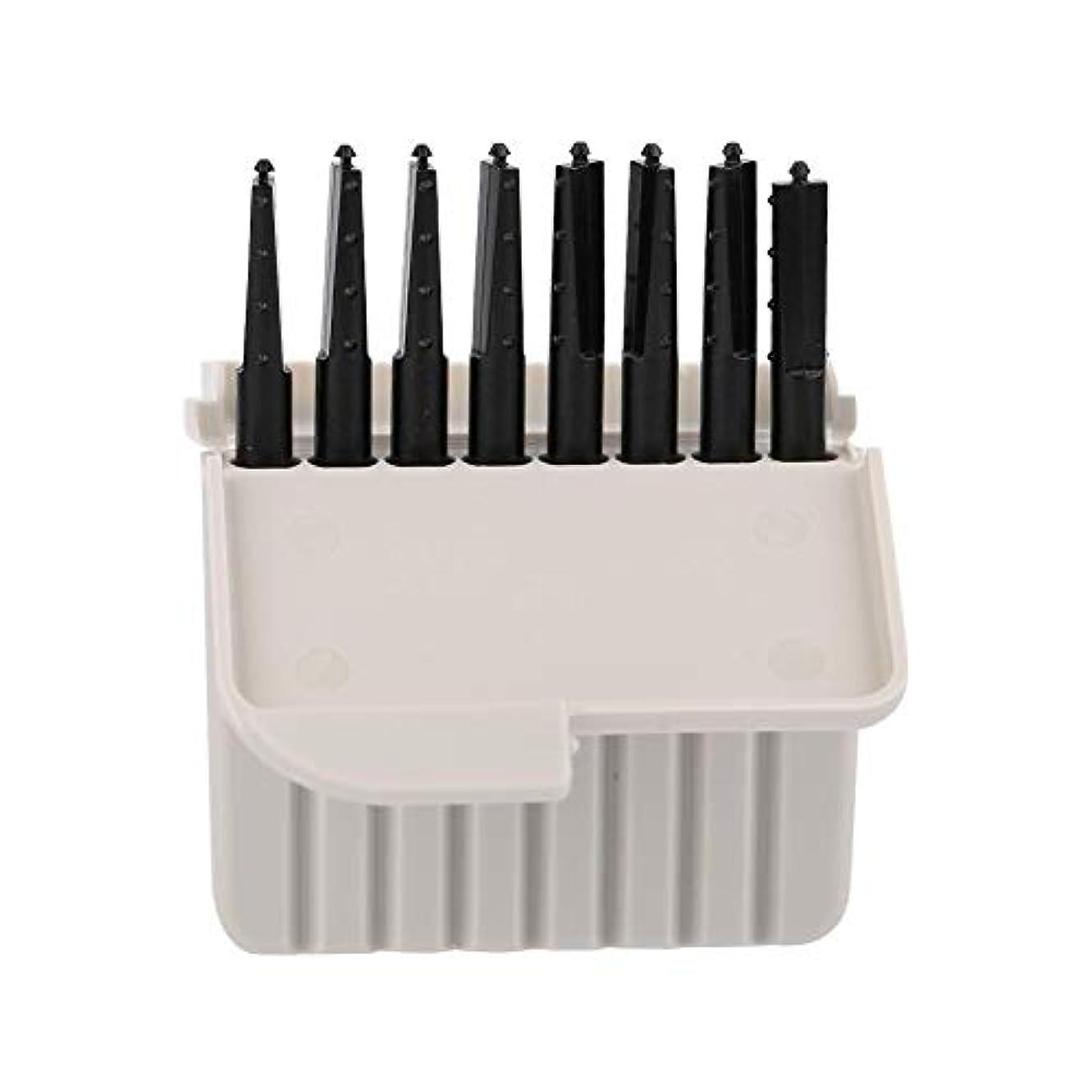 アルプス暴徒ストローSemmeワックスガード、8個使い捨てEarwaxフィルター補聴器アクセサリーワックスプロテクタークリーニングセット