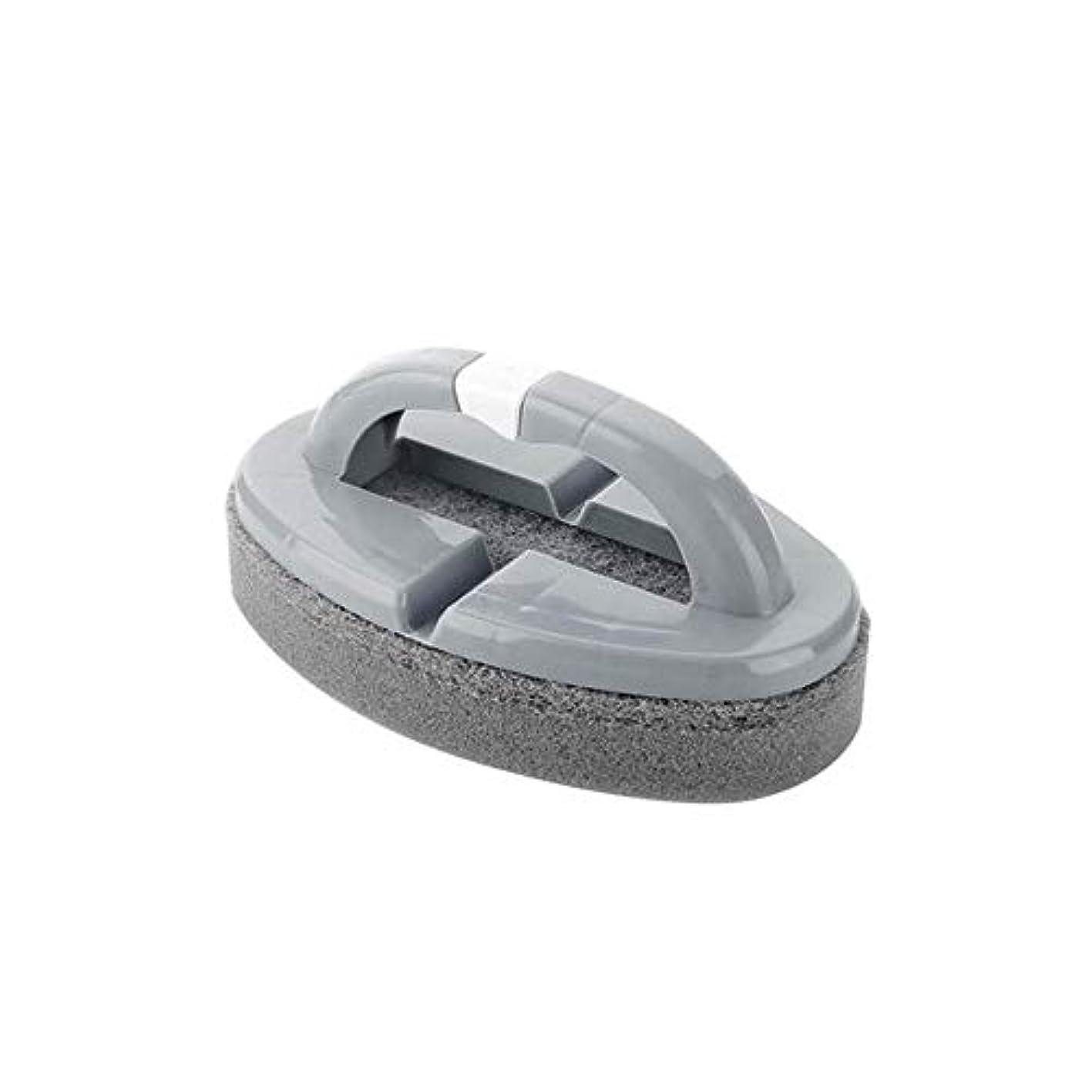 カビパンチ縫うポアクリーニング 折りたたみスポンジハンドル付きハンドルバスルームタイルクリーニングブラシ2 PCS マッサージブラシ (色 : C)