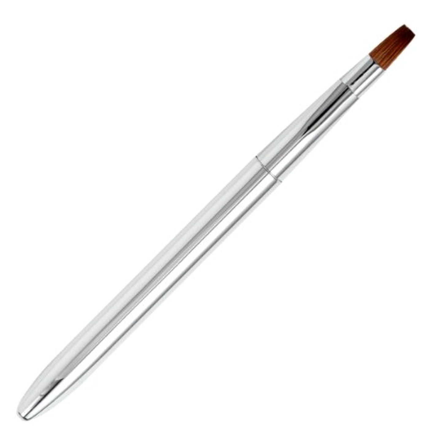 フリル神の首謀者広島熊野筆 オートリップブラシ 毛質 コリンスキー