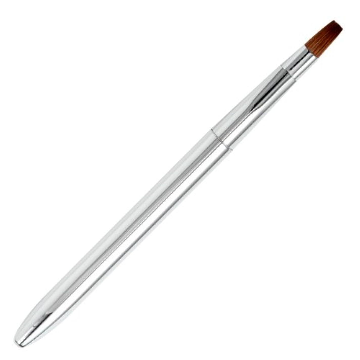 返済活力誇りに思う広島熊野筆 オートリップブラシ 毛質 コリンスキー