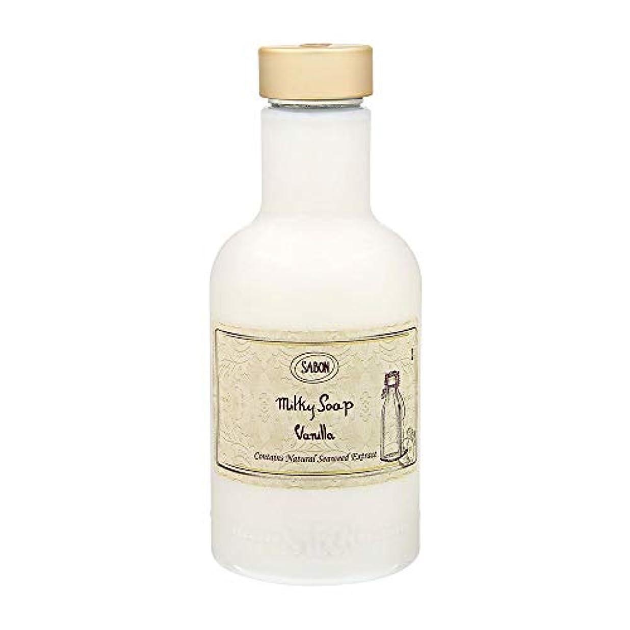 トライアスリート名誉あるお風呂を持っているサボン(SABON) ミルキーソープ バニラ [並行輸入品]