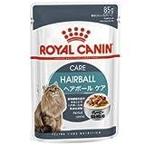 ロイヤルカナン FHN -WET ヘアボールケア 毛玉が気になる成猫用 85g×12個セット