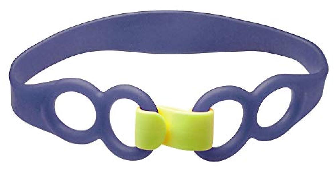 累計サミュエル社交的アルファックス ヒップストレッチバンド ハード(ブルー) 商品サイズ:長さ62×幅5?厚み1cm