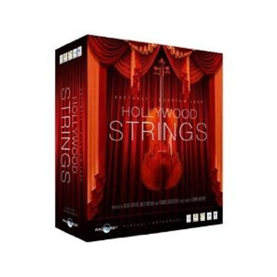 パスペスト酸◆最新版◆EASTWEST HOLLYWOOD STRINGS Diamond Edition Mac版 『並行輸入品』