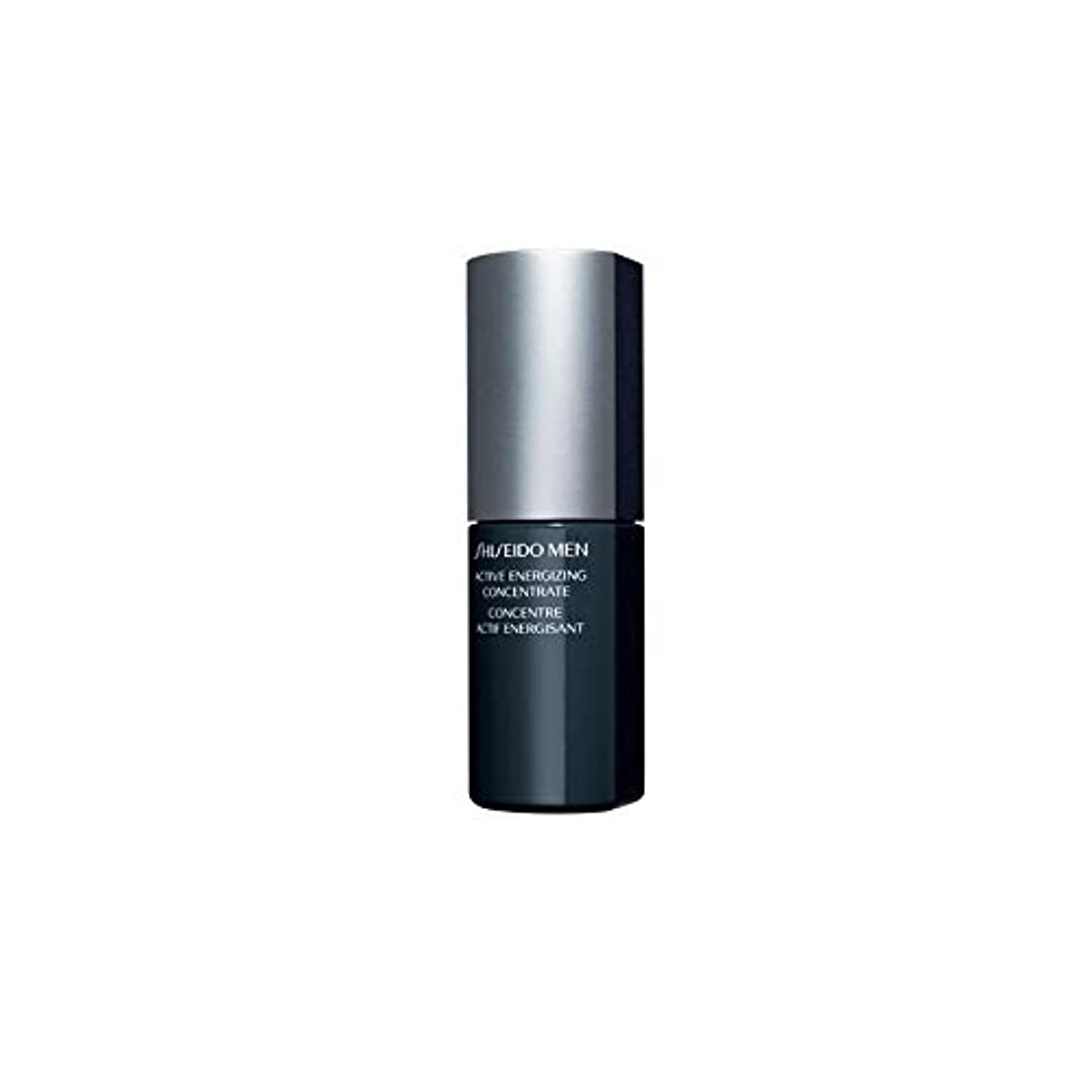 列車放出クスクス[Shiseido ] 資生堂メンズアクティブ通電濃縮液(50ミリリットル) - Shiseido Mens Active Energizing Concentrate (50ml) [並行輸入品]