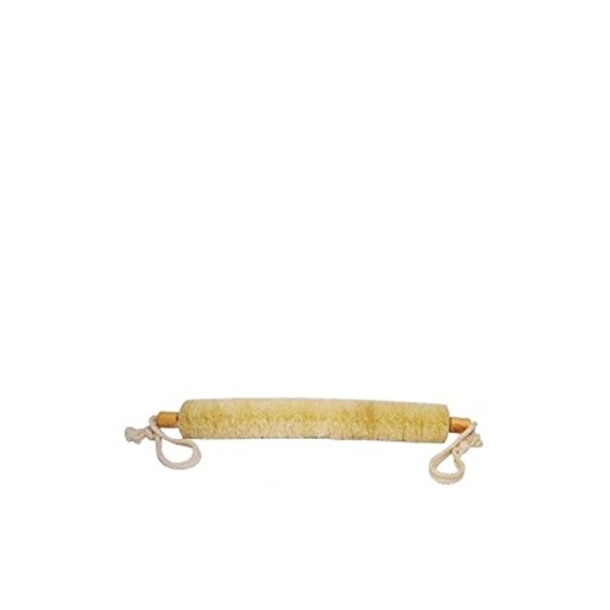 アブセイ持続的安心させるハイドレアロンドン - 和風サイザルバックストラップ x4 - Hydrea London - Japanese Style Sisal Back Strap (Pack of 4) [並行輸入品]