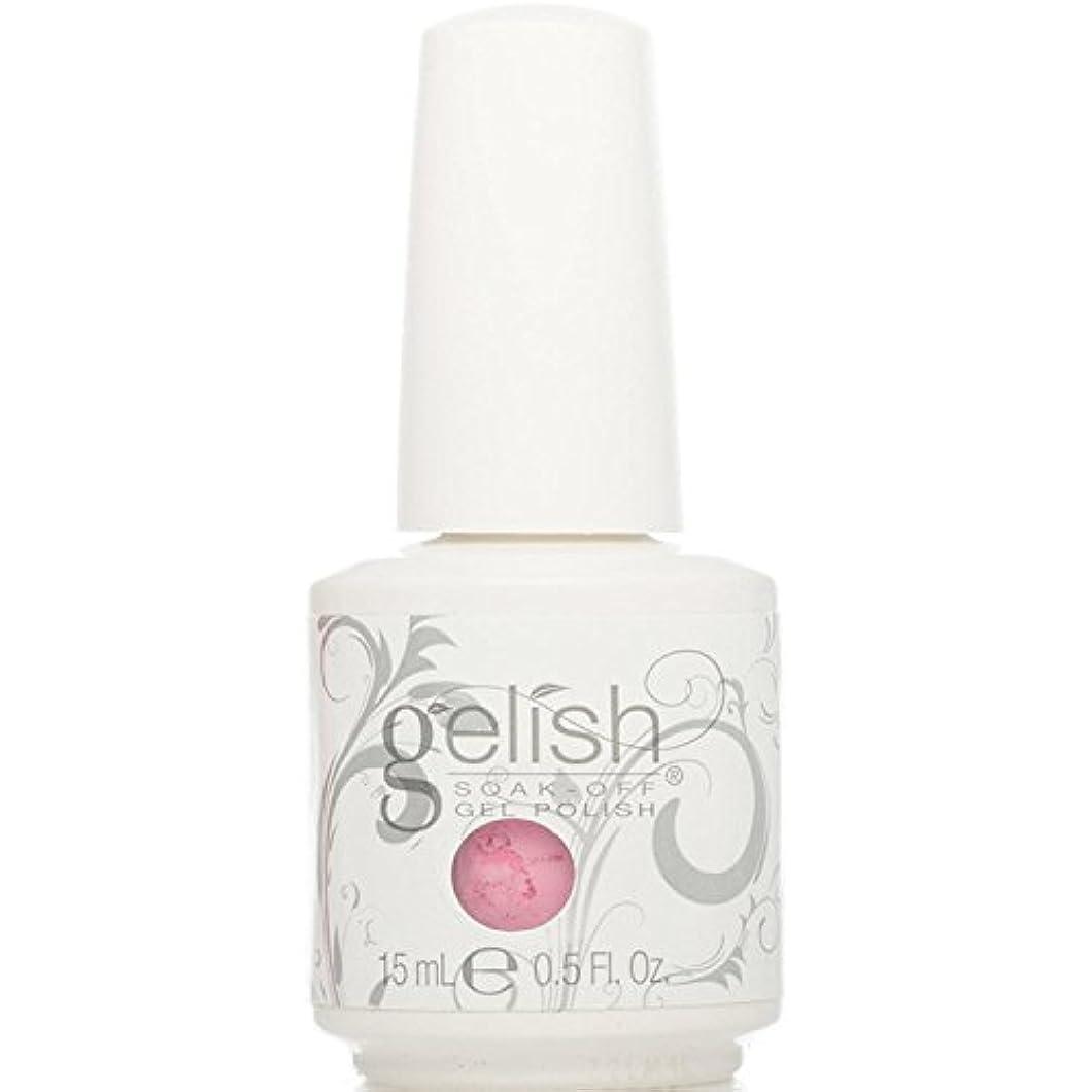 辛なところで方程式Harmony Gelish Gel Polish - Look At You, Pink-achu! - 0.5oz / 15ml