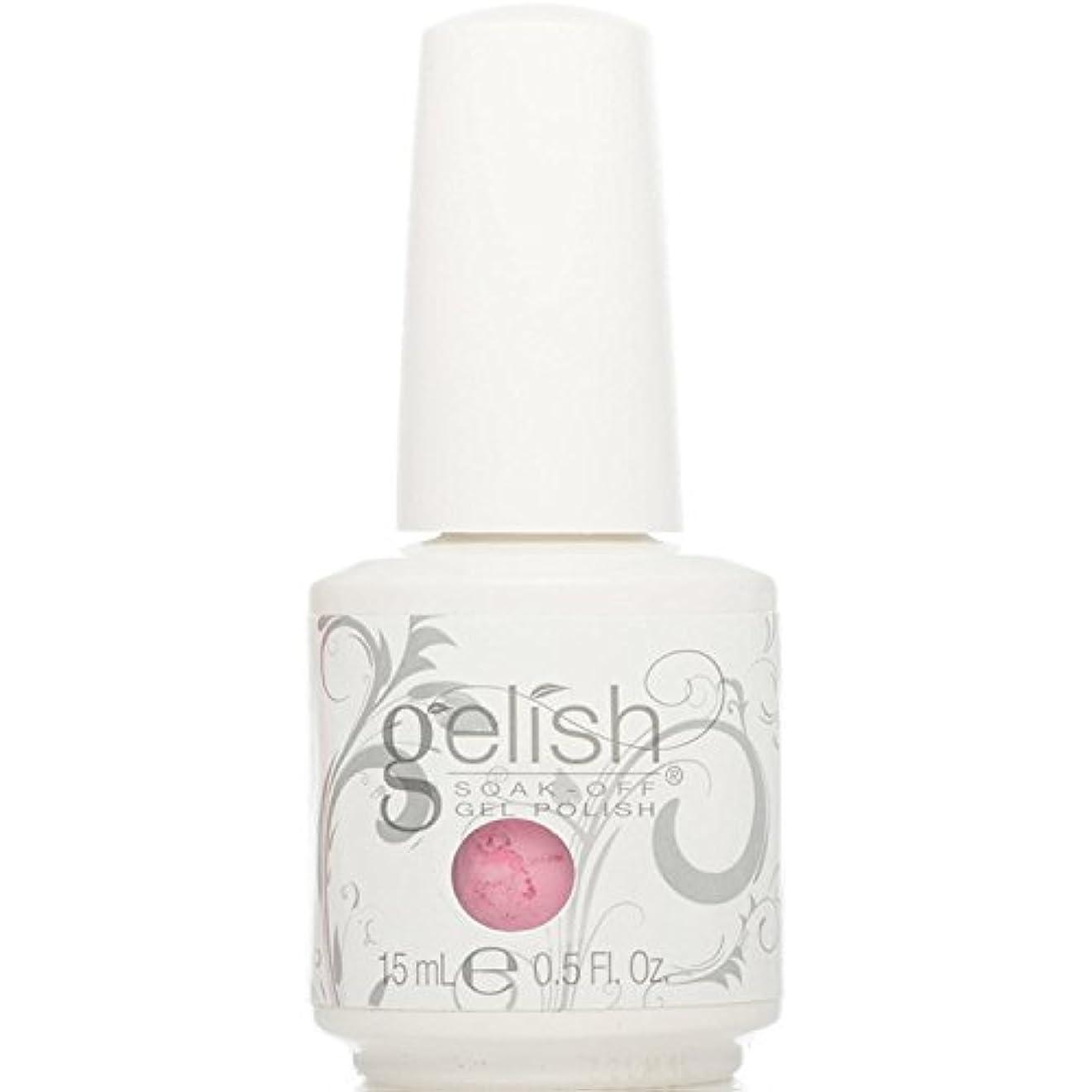 解決する朝食を食べるお尻Harmony Gelish Gel Polish - Look At You, Pink-achu! - 0.5oz / 15ml