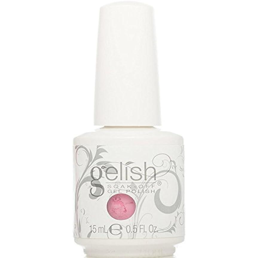 記念品トラフヘビHarmony Gelish Gel Polish - Look At You, Pink-achu! - 0.5oz / 15ml