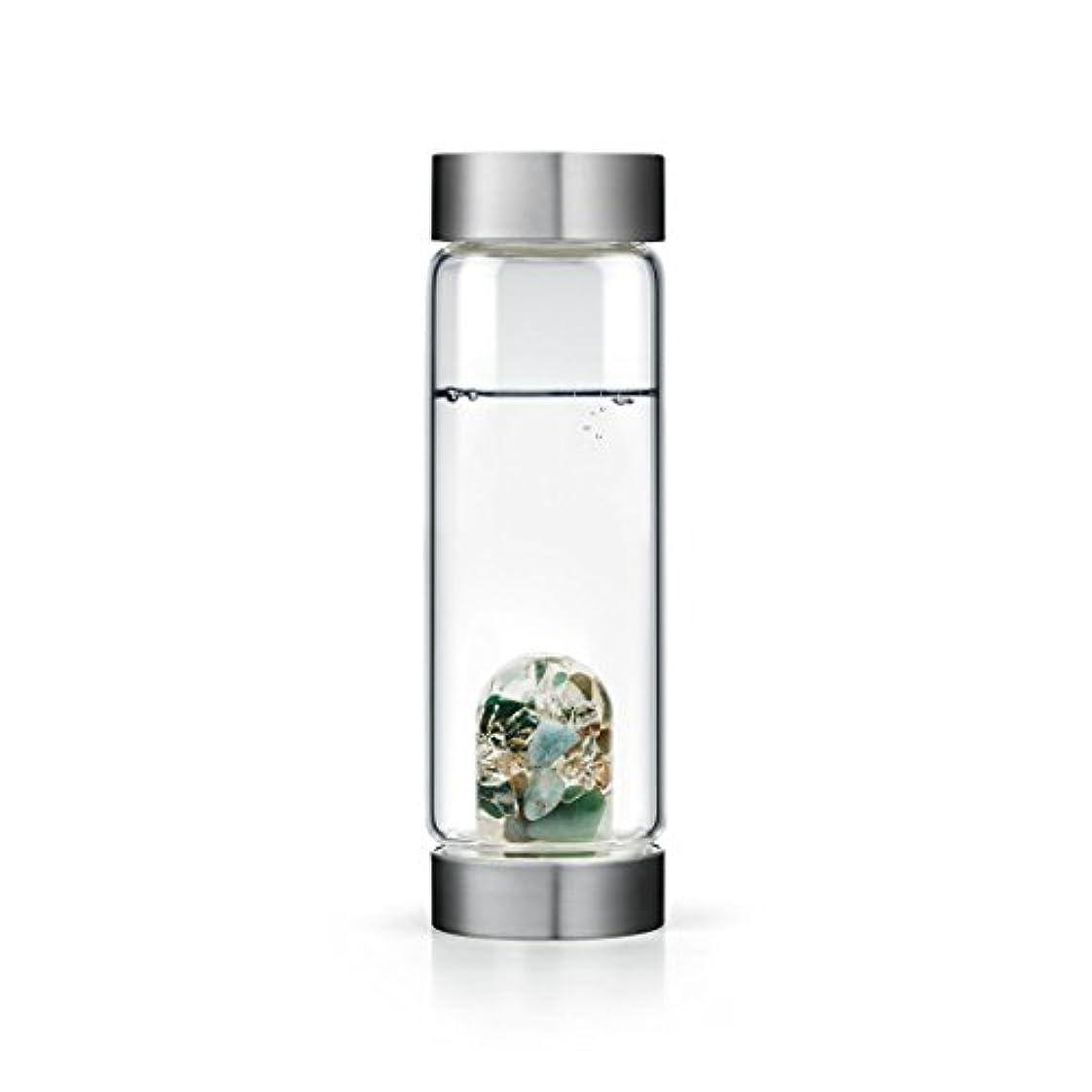 ポット犯人調べるForever Young gem-waterボトルby VitaJuwel W / Freeカリフォルニアホワイトセージバンドル 16.9 fl oz