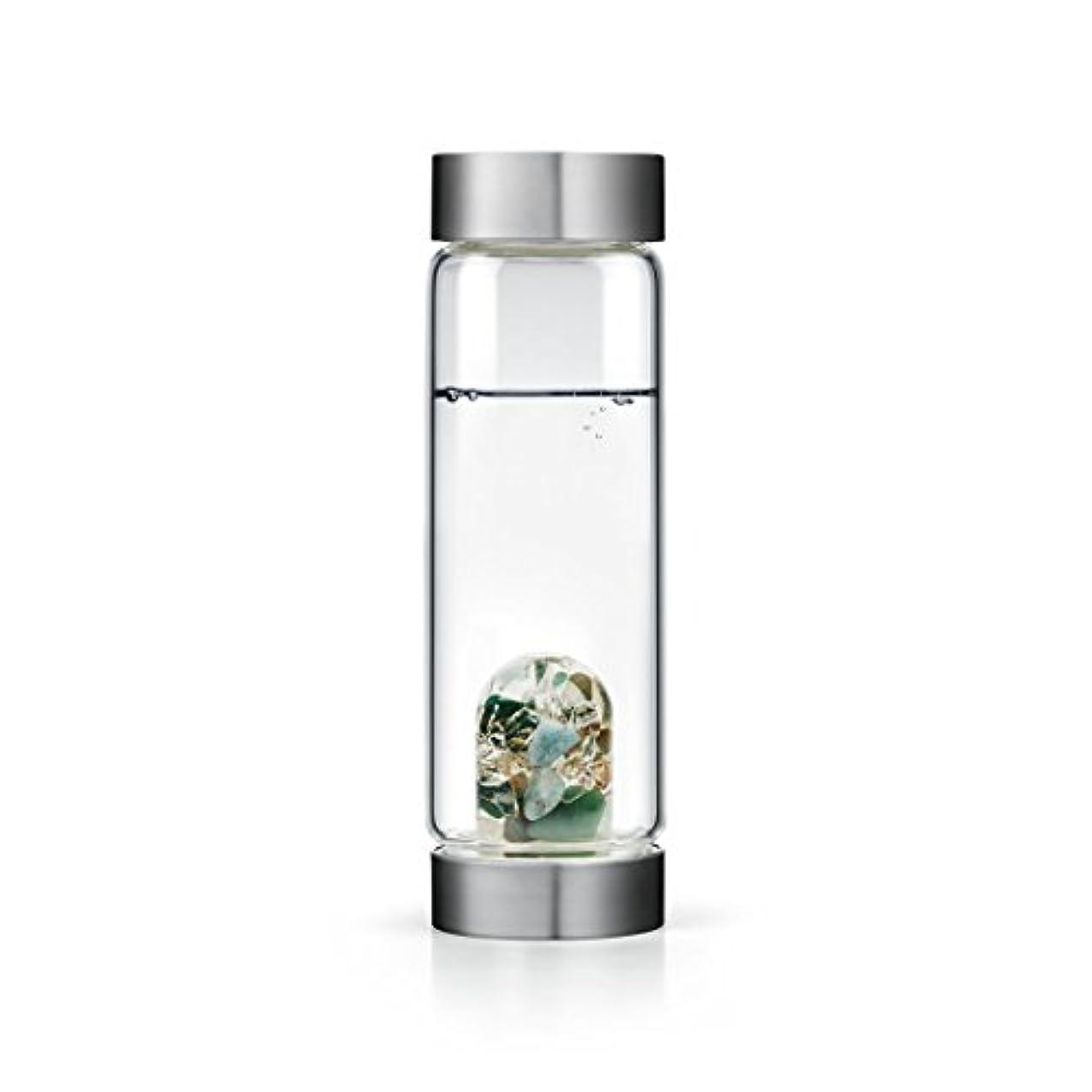 効果的まあ注釈Forever Young gem-waterボトルby VitaJuwel W / Freeカリフォルニアホワイトセージバンドル 16.9 fl oz
